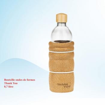 bouteille ondes de formes