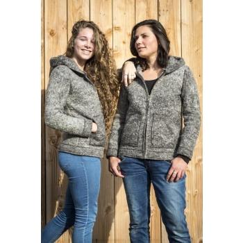 Gilet en laine feutrée pour femme **Chinook* Taille 38