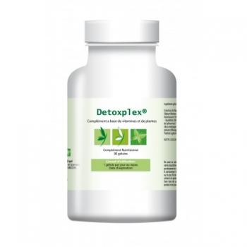 Detoxplex forte - Detoxifie votre organisme - 90 gélules