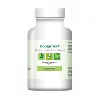 Dopaplex - Stimule votre mémoire - 90 gélules