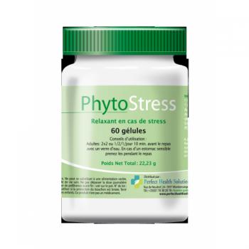 Phytostress - Aide au repos mental total - 60 gélules