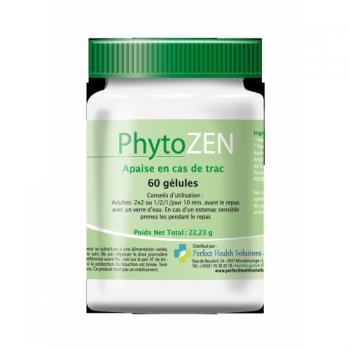 Phytozen - Relaxe, apaise et aide à gérer son stress - 60 gélules