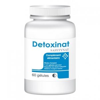 Detoxinat - Détoxifie le métabolisme cellulaire - 60 gélules