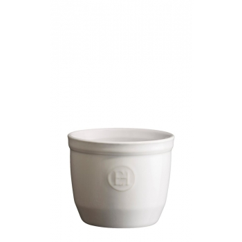 Ramequin blanc Farine Emile Henry 8,5 cm