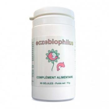 Oemine ECZEBIOPHILUS - 60 gélules