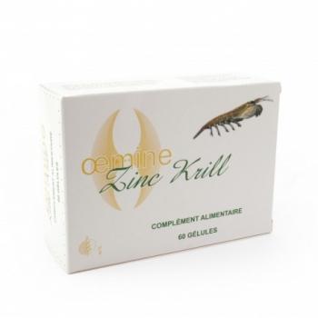 Oemine ZINC KRILL - 60 gélules