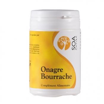 Onagre Bourrache - 60 gélules