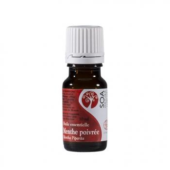 Huile essentielle de Menthe Poivrée - 10 ml