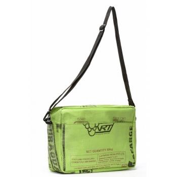 Christophe sac besace en sac de ciment recyclé
