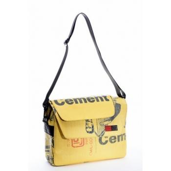 Céleste sac en sac de ciment recyclé
