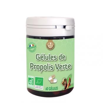 Gélules de Propolis verte - 60 gélules