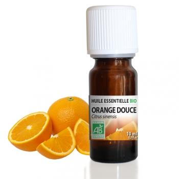 Orange douce BIO - Huile essentielle 10 ml