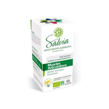 Dol'aroma huiles essentielles bio - 90 capsules