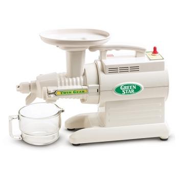 Extracteur de jus Tribest Greenstar GS1000 Blanc