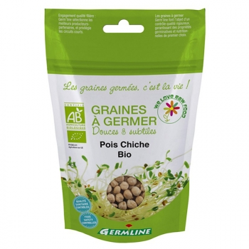Germline Graines à germer Pois chiche