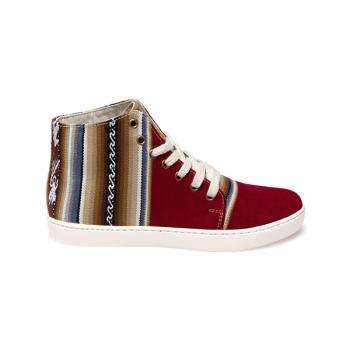 Sneakers unisex Ampato Alto Vino