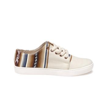 Sneakers unisex Ampato Bajo Blanco
