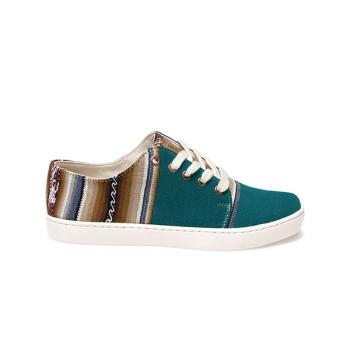 Sneakers unisex Ampato Bajo Esmeralda