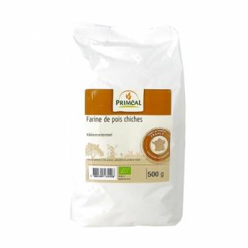 PRIMEAL - Farine de pois chiches bio 500 g