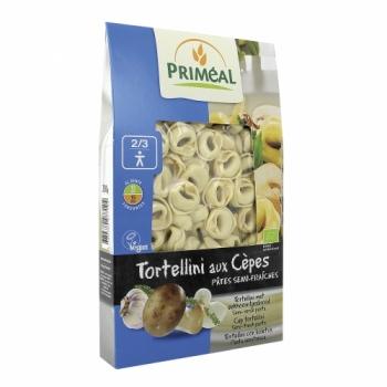 PRIMÉAL - Tortellini aux cèpes bio