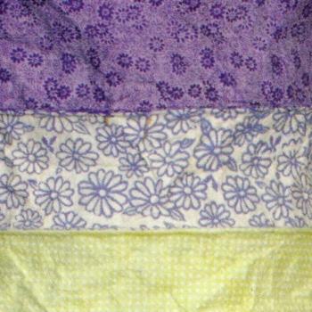Lampion Papier Violet