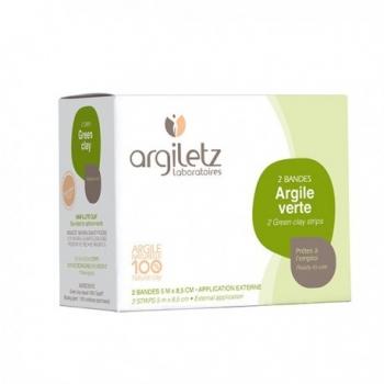 ARGILETZ - Bande d'Argile Verte (2 bandes 5m x 8,5 cm)