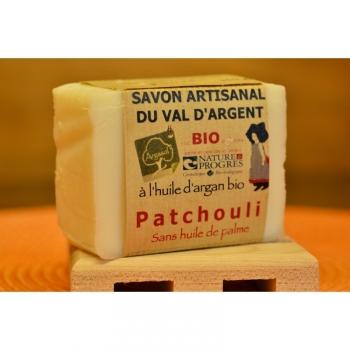 3 Savons Au Patchouli 140G