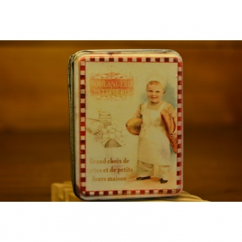 Boîte À Savon Voyageur Boulanger