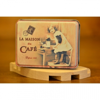 Boîte À Savon Voyageur Maison Du Café