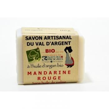 Savon Mandarine Rouge 140G