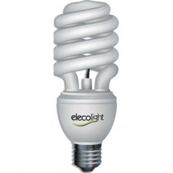ELECOLIGHT - Ampoule Ionisante et Plein Spectre HELA 25 W culot E27 (gros culot à vis) - ELECOLIGHT