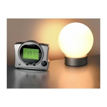 RESOLUTIVE - Simulateur d'Aube AURORA SUNRISE SRS 100 + Lampe LUNA