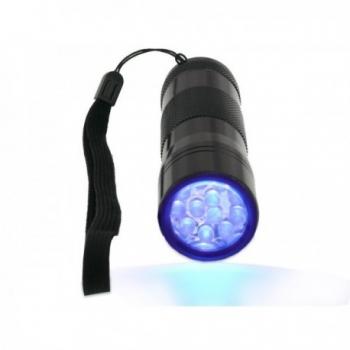 ELECOLIGHT - Torche UV à LED bleues détecteur Urine