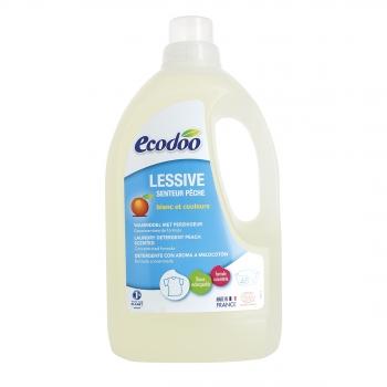 ECODOO - Lessive concentrée senteur pêche 1,5 L