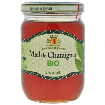 Miel Châtaignier Bio (liquide)