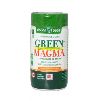Green Magma - Jus d'herbe d'orge bio