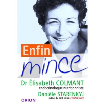 """LIVRE - """"Enfin Mince"""" - D. Starenkyj/E. Colmant"""