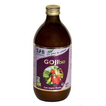 Goji Bio Pur Jus Bouteille - 500ml