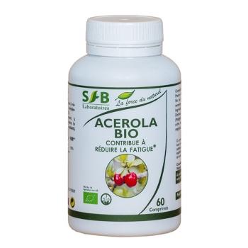SFB Laboratoires - Acerola Bio 1000 – 60 Comprimés