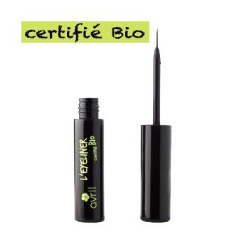 Eyeliner bio noir
