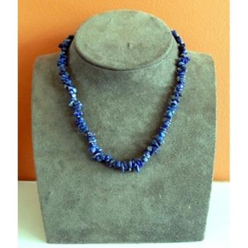 Collier Chips Lapis Lazuli 1