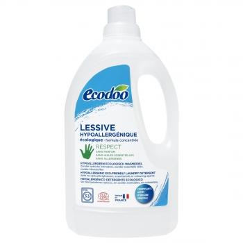 ECODOO - Lessive concentrée Hypoallergénique