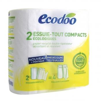 ECODOO - Essuie-tout compacts écologiques