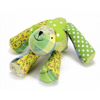 Doudou coton William l'ours