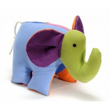 Doudou Elephant Petit Salomon