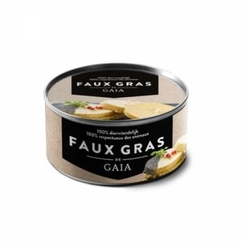 Faux Gras de Gaia bio et sans huile de palme