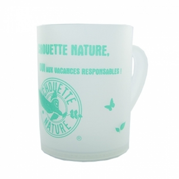 CHOUETTE NATURE - Tasse polypropylène Chouette Nature