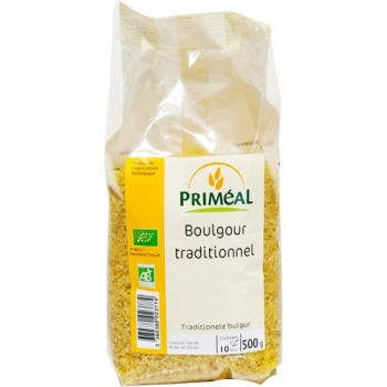 PRIMEAL - Boulgour bio traditionnel