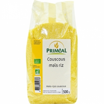 PRIMEAL - Couscous maïs riz