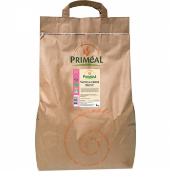 RHD PRIMEAL - Sucre de Canne Blond sac de 5kg